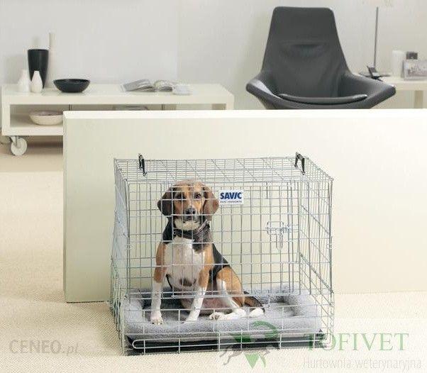 SAVIC Klatka metalowa Dog Residence 61cm