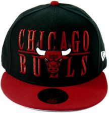 Czapka New Era Step Over Chicago Bulls NBA Fullcap