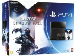 Sony PlayStation 4 500GB + Killzone: Shadow Fall
