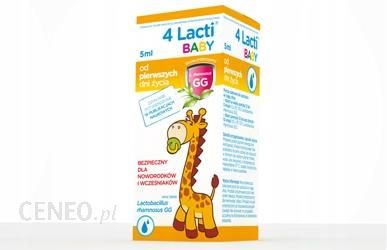 4Lacti Baby krople  5 ml