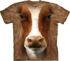 MOO - T-shirt The Mountain