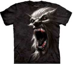 Werewolf - T-shirt The Mountain