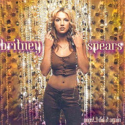 Kompaktowe dance i disco britney spears oops i did it again