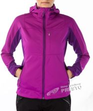 Kurtka damska softshell Windstopper ROM Marmot - Bright Berry/Dark Berry