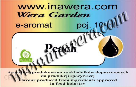 Inawera E-AROMAT TOBACCO PEACH 10 ml