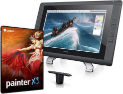 Corel Painter X3 ENG Box Win/Mac + Tablet Wacom LCD Cintiq 22HD (DTK-2200)