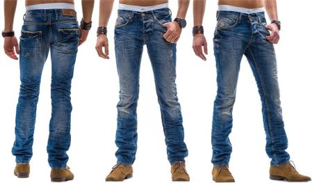 DENIM REPUBLIC - 3791