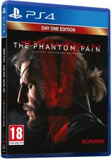 Metal Gear Solid V: The Phantom Pain (Gra PS4)