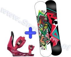 Ride Low + Burton Citizen Rubine 12/13