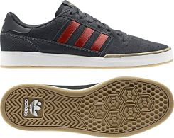 Adidas Pitch Leather dark shale/khaki/brick 11,5 (46,7)