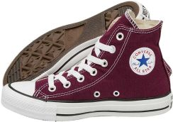 Converse Buty Chuck Taylor All Star HI (CO98-j) (bordowy)