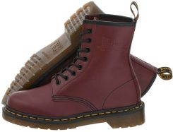 Dr. Martens Buty 1460 Purple Smooth (DR8-e) (bordowy)
