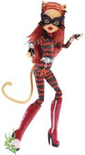 Mattel Lalka Toralei Cat Tastrophe Monster High Y7301