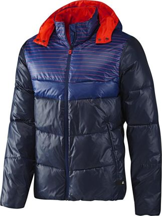 Adidas Padded Jacket Young Collegiate Navy/D.blue S