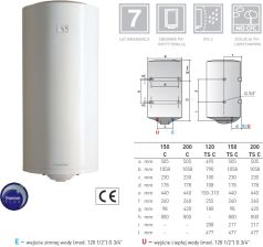 Ariston TI 150 TS C