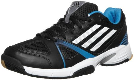 adidas Performance OPTICOURT TEAM LIGHT 2 Obuwie do siatkówki czarny