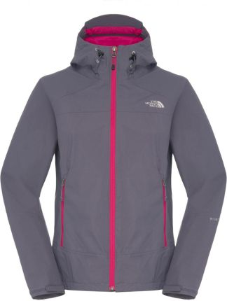 The North Face W Stratos Jacket Greystone Blue L