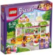 LEGO Friends Bar z Sokami W Heartlake 41035