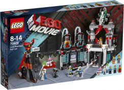 Lego Movie Kryjówka Lorda Businessa 70809
