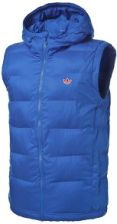 Adidas Spo Hooded Gilet Jacket Blue M,