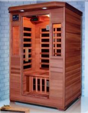 Ideal Spa Sauna InfraRed T2