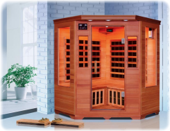 Ideal Spa Sauna InfraRed T3C