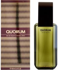 Antonio Puig Quorum Toaletowa woda 100 ml spray - 0