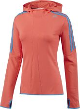 bluza do biegania damska ADIDAS RESPONSE ICON HOODIE