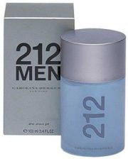 Carolina Herrera 212 Men Żel po goleniu 100 ml