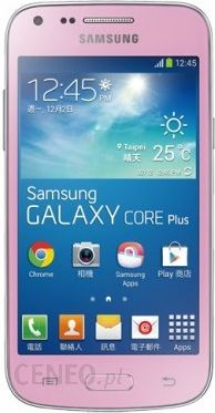 Samsung G350 GALAXY Core PLUS różowy
