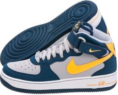 Buty Nike AIR Force 1 Mid (GS) (NI408-d)