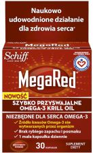 MegaRed Omega 3 Krill Oil 300 mg - 30 kapsułek