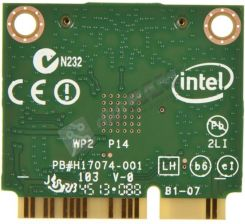 Intel WI-FI WIRELESS-AC 7260 (7260.HMWWB 928603)