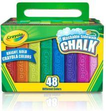 Crayola Tęczowa Kreda 48 Sztuk 51-2048
