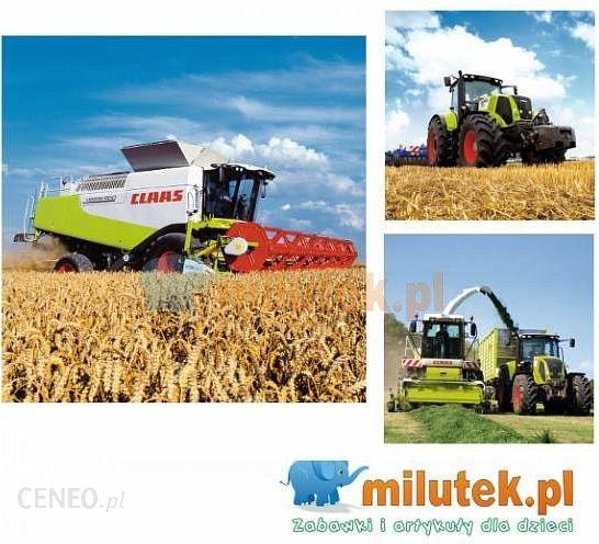 Ravensburger 3X49 El Traktory Claas 92208