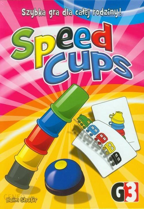 Znalezione obrazy dla zapytania Speed Cups