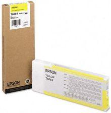 Żółty (220ml) Epson Stylus Pro 4880/4800 T6064