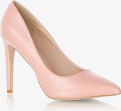 Szpilki Shiny Darling Salmon High Heels