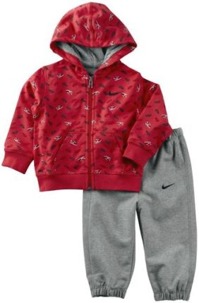 DRES NIKE YA76 AOP FT WARM UP