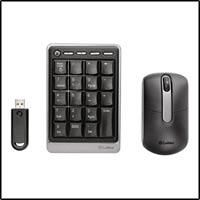 Labtec Wireless Accessory Kit for Notebooks