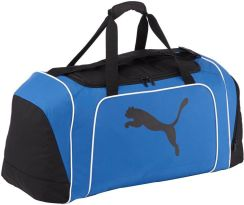 Puma Team Cat Large Bag Black/Power Blue