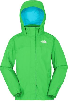 Kurtka damska The North Face Resolve Lady - green