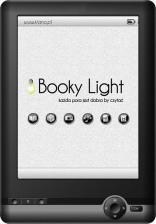 Kiano Booky Light czarny