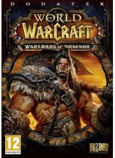 World of Warcraft Warlords of Draenor (Gra PC)