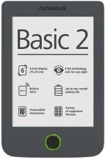 PocketBook 614 Basic 2 Szary
