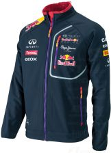 Kurtka męska softshell Teamline Infiniti Red Bull Racing 2014