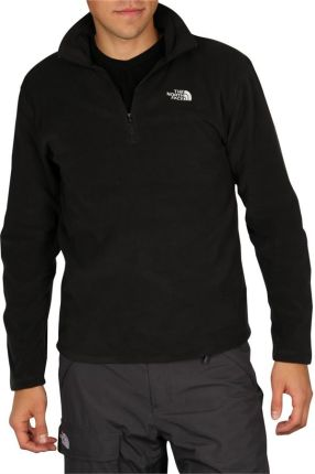 Bluza polarowa The North Face 100 Glacier 1/4 Zip