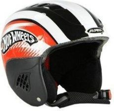 Hot Wheels / z'11 / Kask zimowy  multikolor  roz. 48-52