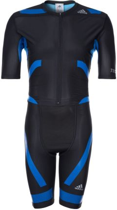 adidas Performance POWER SUIT Dres czarny