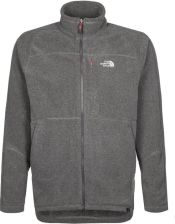 The North Face 200 SHADOW FULL zIP Kurtka z polaru szary TH342B0DB-C11